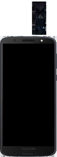 Motorola Moto G6 Plus - Primeiros passos - Como inserir o chip da Nextel no seu celular - Etapa 3