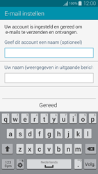 Samsung G850F Galaxy Alpha - E-mail - Account instellen (IMAP met SMTP-verificatie) - Stap 18