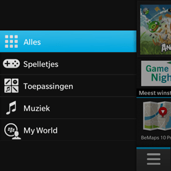 BlackBerry Q5 - Applicaties - Downloaden - Stap 4