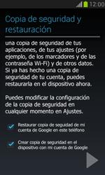 Samsung Galaxy S3 Mini - Primeros pasos - Activar el equipo - Paso 20