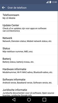 LG G4 (H815) - Software updaten - Update installeren - Stap 6