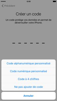 Apple iPhone 6s Plus - Premiers pas - Créer un compte - Étape 13