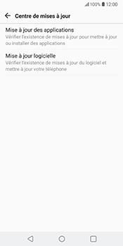 LG V30 - Appareil - Mise à jour logicielle - Étape 7