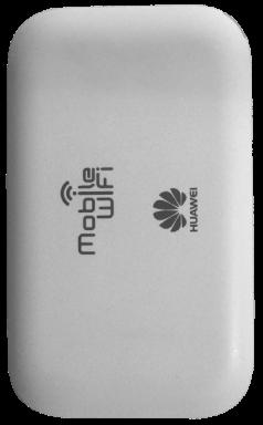 Huawei E5573B - Premiers pas - Noter les codes Wi-Fi - Étape 2