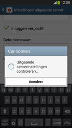 Samsung C105 Galaxy S IV Zoom LTE - E-mail - handmatig instellen - Stap 14