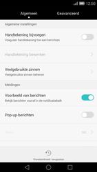 Huawei Ascend Mate 7 4G (Model MT7-L09) - SMS - Handmatig instellen - Stap 5
