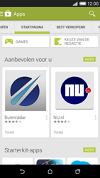 HTC Desire 816 4G (A5) - Applicaties - Downloaden - Stap 5