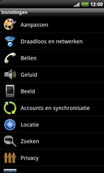 HTC A9191 Desire HD - Buitenland - Bellen, sms en internet - Stap 5