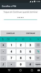 Wiko Rainbow Jam DS - Segurança - Como ativar o código de bloqueio do ecrã -  8