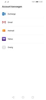 Huawei P30 Lite - E-mail - e-mail instellen: POP3 - Stap 5