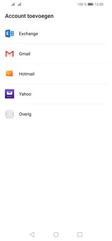 Huawei p30-lite-dual-sim-model-mar-lx1a - E-mail - Account instellen (POP3 met SMTP-verificatie) - Stap 5