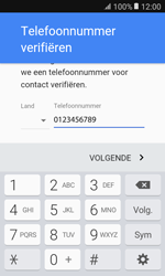 Samsung Galaxy Xcover 3 VE (SM-G389F) - Applicaties - Account aanmaken - Stap 8
