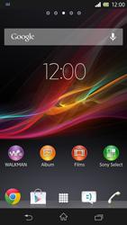 Sony C6603 Xperia Z - Internet - Configuration automatique - Étape 3