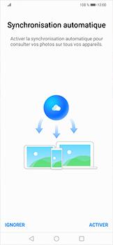 Huawei Mate 20 lite - Photos, vidéos, musique - Envoyer une photo via Bluetooth - Étape 3