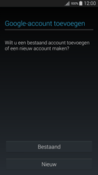 Samsung A300FU Galaxy A3 - Applicaties - Account aanmaken - Stap 4