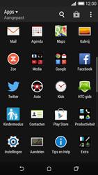 HTC One (M8) Mini 4G - Contacten en data - Contacten kopiëren van SIM naar toestel - Stap 3
