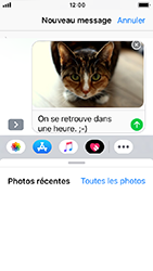 Apple iPhone 5s - iOS 12 - MMS - envoi d'images - Étape 12