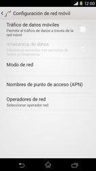 Sony Xperia M2 - Internet - Activar o desactivar la conexión de datos - Paso 7
