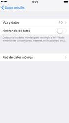 Apple iPhone 6s iOS 10 - Mensajería - Configurar el equipo para mensajes multimedia - Paso 5