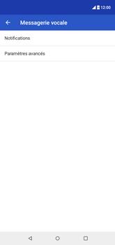 Wiko View 2 - Messagerie vocale - configuration manuelle - Étape 8