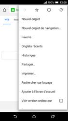 HTC One A9 - Internet et connexion - Naviguer sur internet - Étape 9