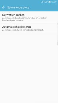 Samsung Samsung G928 Galaxy S6 Edge + (Android M) - Netwerk - Handmatig een netwerk selecteren - Stap 6