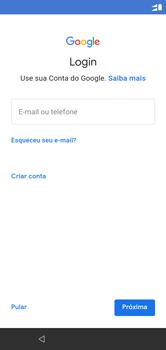 Motorola One - Primeiros passos - Como ativar seu aparelho - Etapa 11