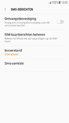 Samsung Galaxy J3 (2017) - SMS - handmatig instellen - Stap 10