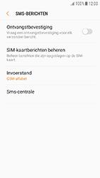 Samsung Galaxy J3 (2017) (SM-J330F) - SMS - Handmatig instellen - Stap 10