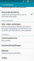 Samsung Galaxy S6 - Voicemail - Handmatig instellen - Stap 7
