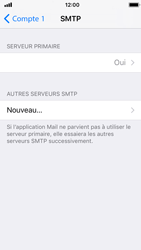 Apple iPhone 5s - iOS 11 - E-mails - Ajouter ou modifier un compte e-mail - Étape 20