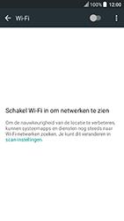 HTC U Play - WiFi - Verbinden met een netwerk - Stap 5