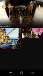 Sony Xpéria E3 - Photos, vidéos, musique - Envoyer une photo via Bluetooth - Étape 4