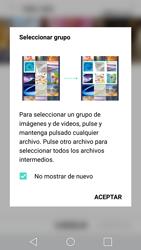 LG G5 - Bluetooth - Transferir archivos a través de Bluetooth - Paso 5