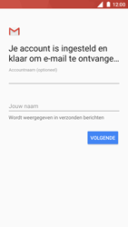 Nokia 5 - E-mail - Account instellen (IMAP met SMTP-verificatie) - Stap 20