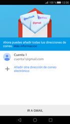 Huawei P8 - E-mail - Configurar Gmail - Paso 15