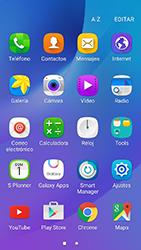 Samsung Galaxy J3 (2016) DualSim (J320) - Funciones básicas - Activar o desactivar el modo avión - Paso 3