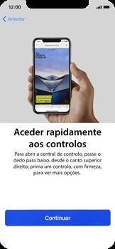 Apple iPhone X - Primeiros passos - Como ligar o telemóvel pela primeira vez -  27