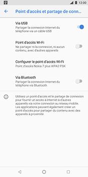 Nokia 7 Plus - Internet et connexion - Utiliser le mode modem par USB - Étape 9