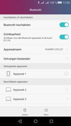 Huawei Y6 II Compact - Bluetooth - koppelen met ander apparaat - Stap 9