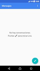 Sony Xperia XZ (F8331) - Mensajería - Escribir y enviar un mensaje multimedia - Paso 5