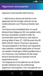 Huawei Ascend G7 - Applicaties - MyProximus - Stap 10