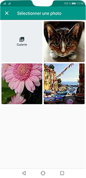 Huawei P20 Pro - MMS - envoi d'images - Étape 12