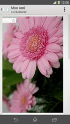 Sony Xpéria Z1 - Contact, Appels, SMS/MMS - Envoyer un MMS - Étape 19