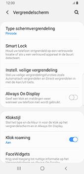 Samsung Galaxy S9 Android Pie - Beveiliging - stel in of wijzig pincode voor je toestel - Stap 13