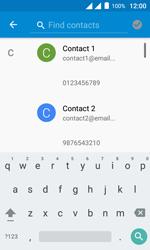 Alcatel Pixi 4 (4) - Mms - Sending a picture message - Step 7