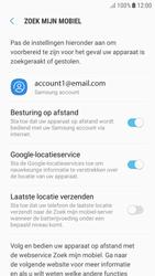 Samsung Galaxy A5 (2017) - Android Nougat - Beveiliging en privacy - zoek mijn mobiel activeren - Stap 8