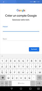 Huawei Mate 20 lite - Applications - Créer un compte - Étape 6
