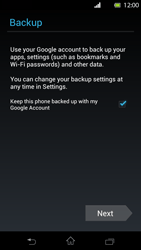 Sony LT30p Xperia T - Applications - Downloading applications - Step 15