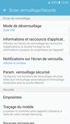 Samsung Galaxy S7 Edge - Sécuriser votre mobile - Activer le code de verrouillage - Étape 13